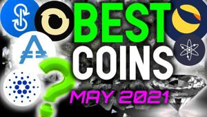 Ảnh của EllioTrades Crypto cho biết đây là những đồng coin tốt nhất để đầu tư vào tháng 5/2021