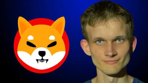 Ảnh của Nhà sáng lập Ethereum Vitalik Buterin lại vừa đốt 90% lượng SHIB còn lại mà anh đang nắm giữ
