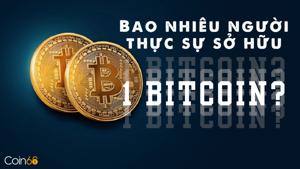 Picture of Coin68 Blog: Bao nhiêu người thực sự sở hữu ít nhất 1 Bitcoin?