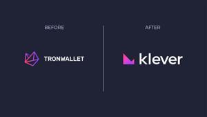 Ảnh của Klever Blockchain thông báo đốt KLV