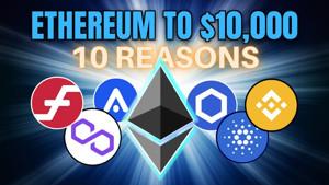 Picture of 10 lý do Ethereum (ETH) sẽ đạt 10.000 đô la, theo Altcoin Buzz