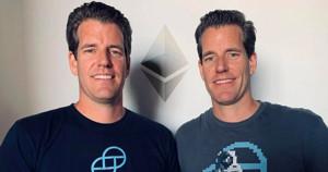 Picture of Cặp song sinh Winklevoss: Ethereum có thể đạt $10k vào cuối năm nay và lên tới $40k trong dài hạn