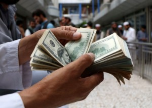 Ảnh của Đồng Đô la tăng giá với những dữ liệu tích cực từ Mỹ