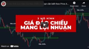 Ảnh của 3 mô hình báo hiệu Giá Đảo Chiều mà bạn cần biết theo Price Action