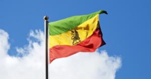 Ảnh của Twitter đặt biểu tượng ETH thành quốc kỳ Ethiopia