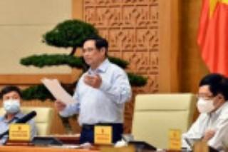 Thủ tướng yêu cầu khắc phục 6 hạn chế trong phòng chống dịch ở TPHCM và các tỉnh phía Nam