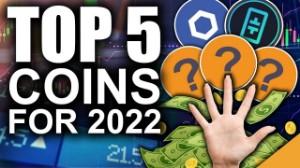 Ảnh của Ben Armstrong dự đoán 5 altcoin hàng đầu này sẽ bùng nổ vào năm 2022