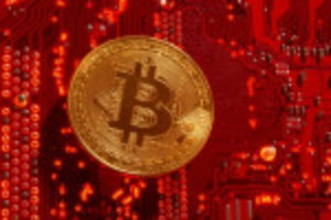 Picture of Bitcoin leaps 12% to test recent peaks, ether hits 3-week high