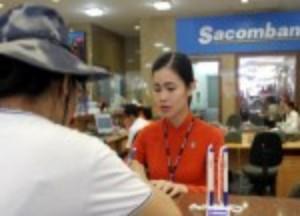 Ảnh của Sacombank thu về gần 40 tỷ đồng khi bán 3 triệu cổ phiếu SBS