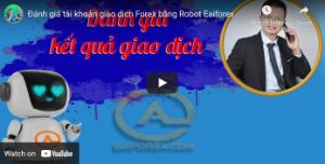 Ảnh của Đánh giá tài khoản giao dịch Forex bằng Robot Eaiforex