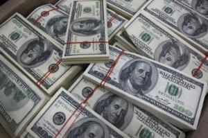 Ảnh của Đồng USD tăng cao hơn, được hỗ trợ từ tâm lý e ngại rủi ro