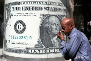 Ảnh của Đồng Đô la giảm thấp hơn, thị trường chờ dữ liệu về người tiêu dùng Mỹ