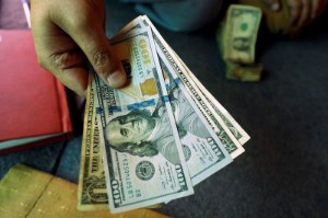 Picture of Dollar Up as Central Banks, Including Fed, Prepare to Hand Down Policy Decisions