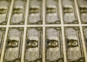 Picture of Dollar Climbs to Month-High on Safety Flows Ahead of Fed Meeting