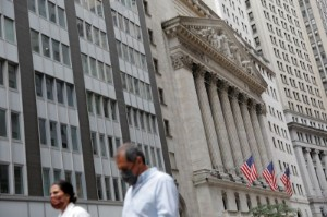Picture of Wall Street ends sharply lower in broad sell-off