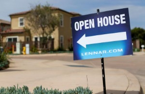 Picture of Lennar tops revenue estimates on strong home demand, warns of supply issues