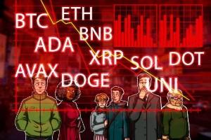 Picture of Price analysis 9/20: BTC, ETH, ADA, BNB, XRP, SOL, DOT, DOGE, UNI, AVAX