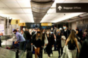 Picture of Easing restrictions will boost U.S. airlines but business travel still unclear