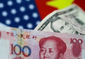 """Picture of Dollar Down, but all Eyes on Yuan Ahead of China Evergrande """"Credit Event"""""""