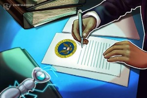 Picture of SEC chair compares stablecoins to casino poker chips
