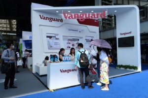 Picture of Vanguard says it supported more environmental and social resolutions