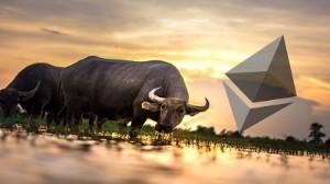 Ảnh của Bò Ethereum đang chiếm ưu thế khi 1,55 tỷ đô la hết hạn vào hôm nay