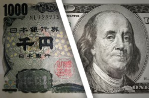 Picture of Dollar, Yen Down as China Evergrande Fears Slowly Recede