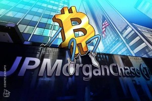 Picture of JPMorgan CEO says Bitcoin price could rise 10x but still won't buy it