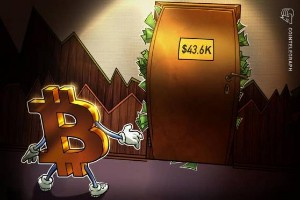 Picture of Traders say Bitcoin's bullish bias will only be confirmed by a close above $44K