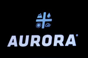 Picture of Aurora Cannabis revenue falls short of expectations on lower pot demand