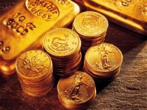 Ảnh của Vàng thế giới tăng 2 tuần liên tiếp