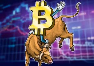 Ảnh của Bitcoin vẫn nằm trong xu hướng tăng cho dù có retest mức 50.000 đô la