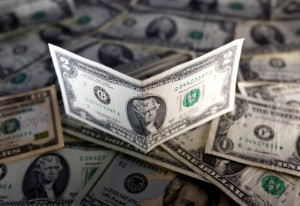Picture of Dollar Down, Steadies as Investors Gauge Interest Rate Hike Pace