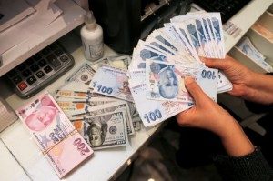 Picture of Turkish lira hits record low after Erdogan seeks expulsions