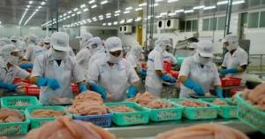 Ảnh của Xuất khẩu cá tra sang Mỹ tăng trưởng khả quan