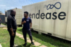 Picture of Nigerian start-ups digitise local food supply chain