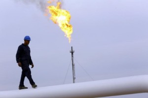 Picture of Crude Oil Higher; Strong Probability of $100/Bbl