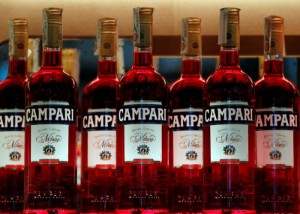 Picture of Campari to raise drinks prices in 2022 to offset surging costs