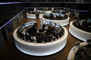 Picture of Germany stocks higher at close of trade; DAX up 1.01%
