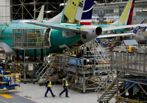 Picture of Polish LOT sued Boeing over design flaws in 737 MAX -PAP